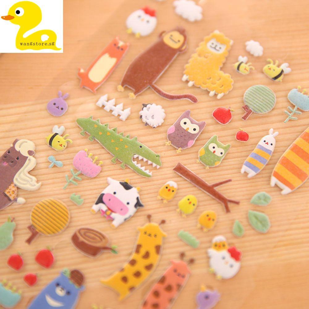 Paper Binding Candy Color Staples Stapler Set Mini