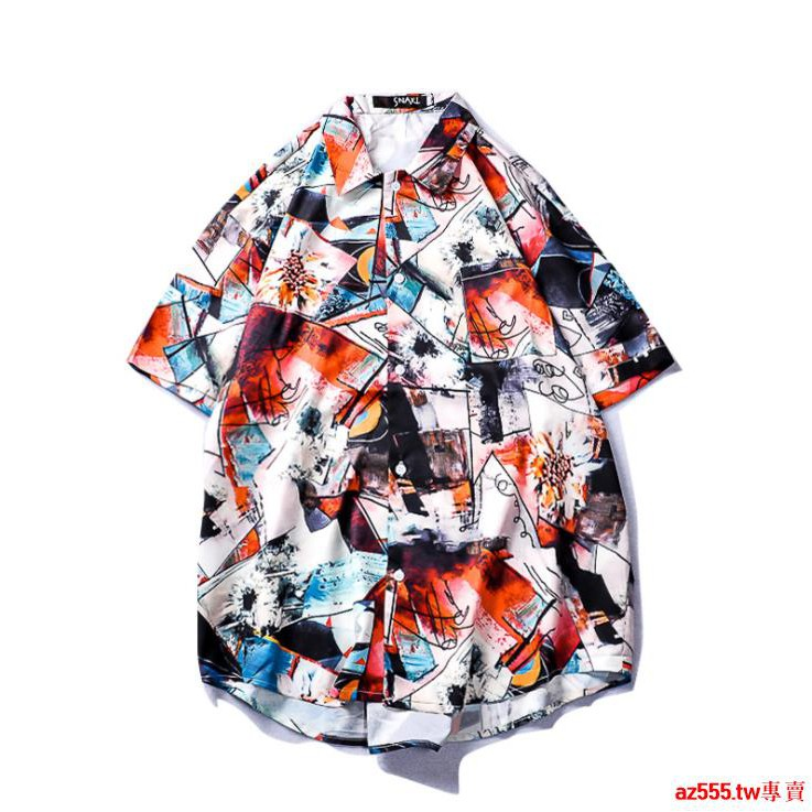 03e352a731 Buy hawaii shirt Online - Sale - Men's Wear, Jul 2019 | Shopee Singapore