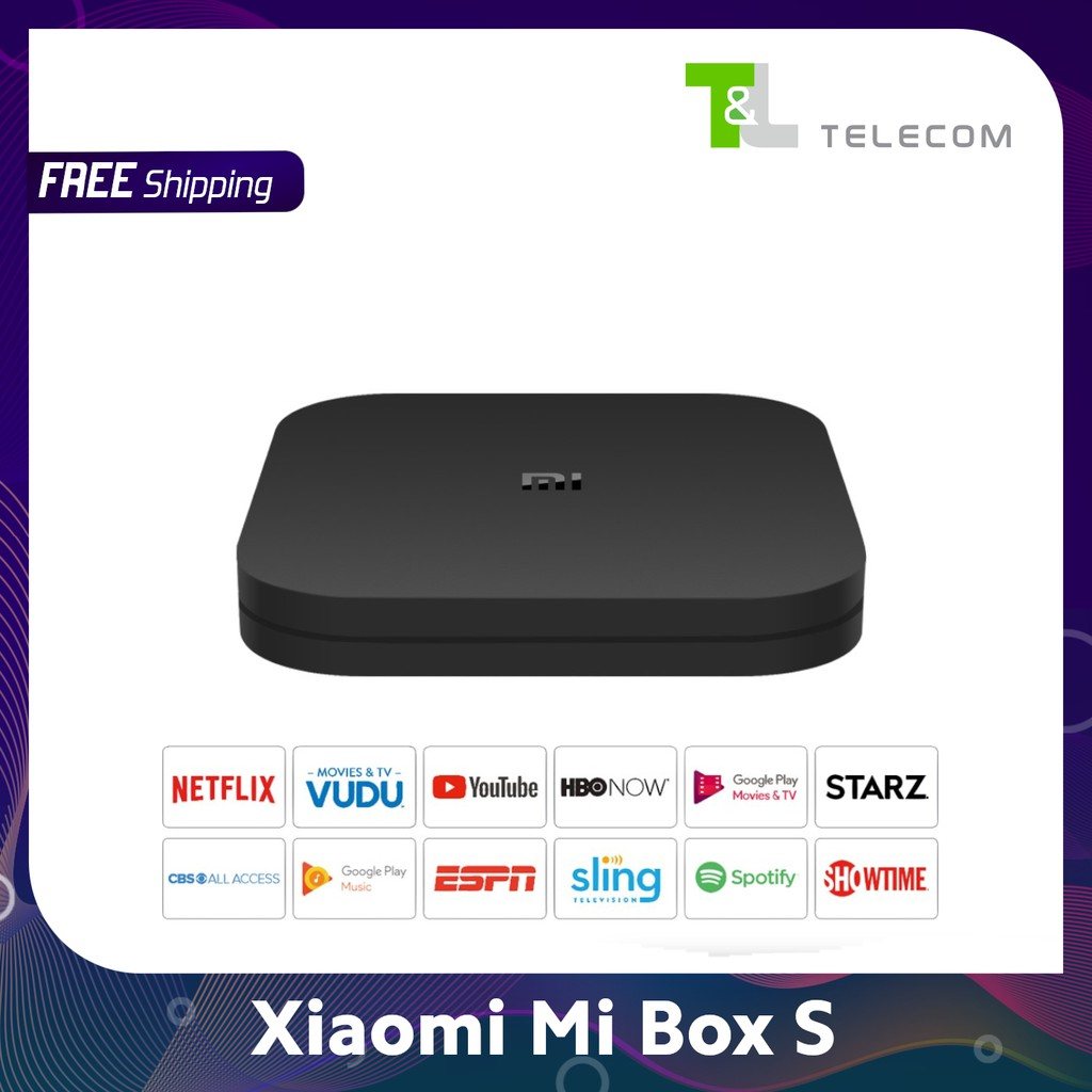 AC Adapter For Xiaomi Mi Box S HDR Android Smart TV Media Streamer Player Series