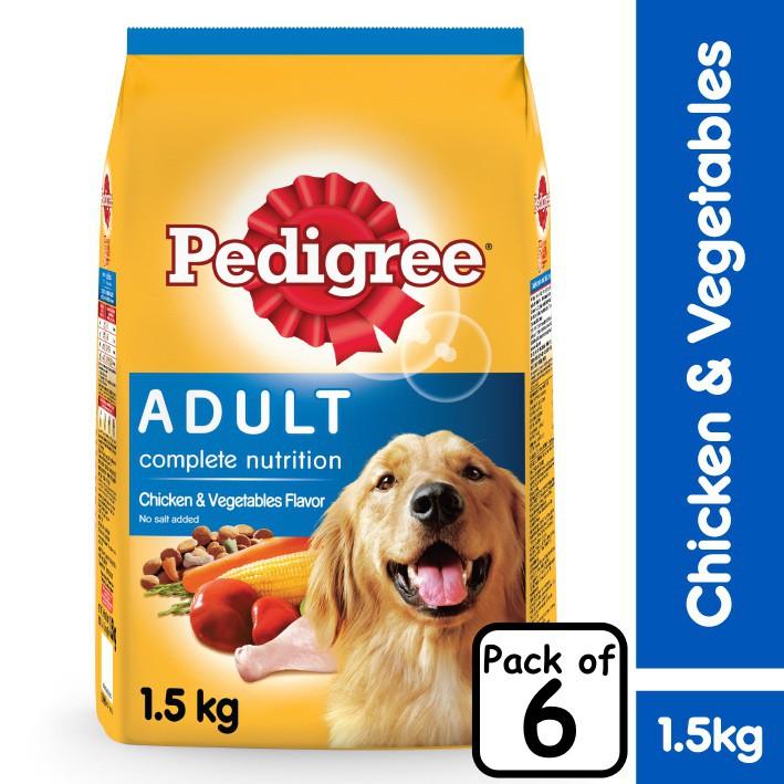 Alpo Adult Chicken, Liver & Vegetable Flavour 3kg x 4 bags | Shopee Singapore