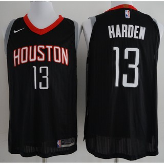 newest 6ef69 2391b 2018 Original Nike NBA Houston Rockets James Harden #13 ...