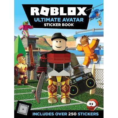 Roblox Ultimate Avatar Sticker Book (9781405291828)