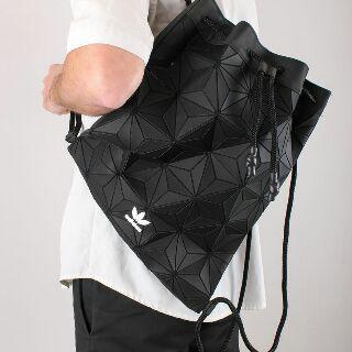 688ab2521a29 Adidas Gym Sack Issey Miyake Drawstring Bag. sold out