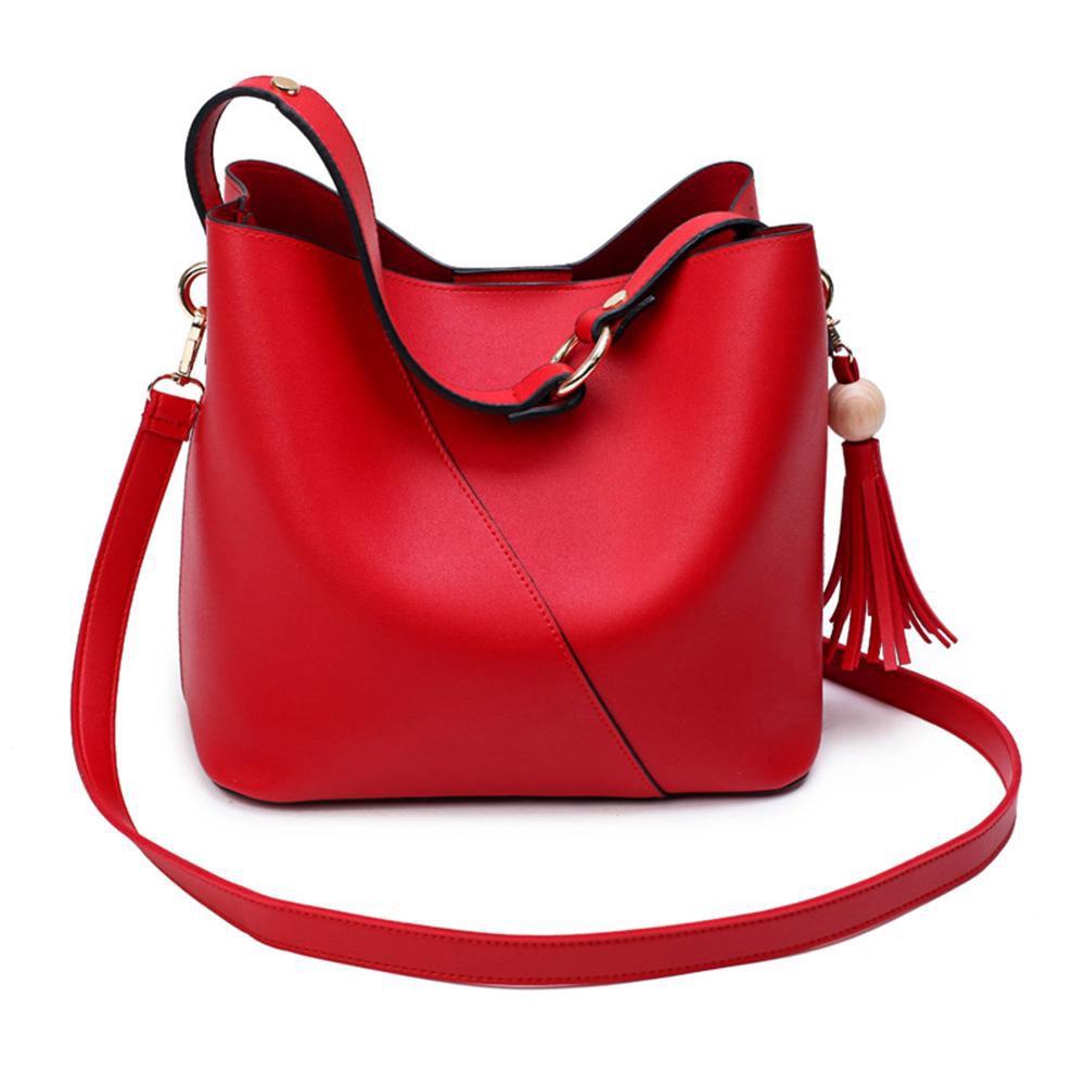 7bfea92893d6 Orfila Women PU Hobo Crossbody Bag Fashion Shoulder Handbag Casual ...