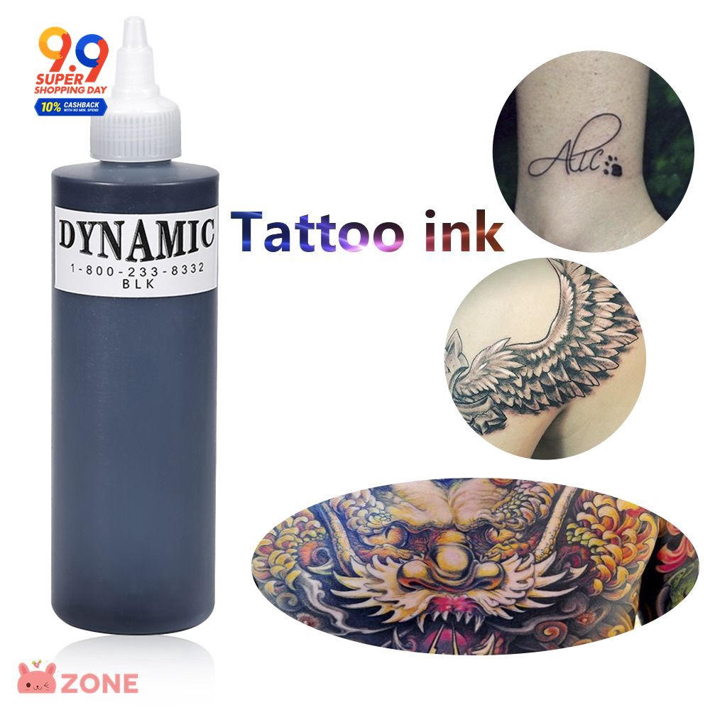 Latest Dynamic Color Best Black Tattoo Ink Liner Shading Tribal High Quality Z Shopee Singapore The carrier solution doesn't tend to vary much from one ink to another. shopee