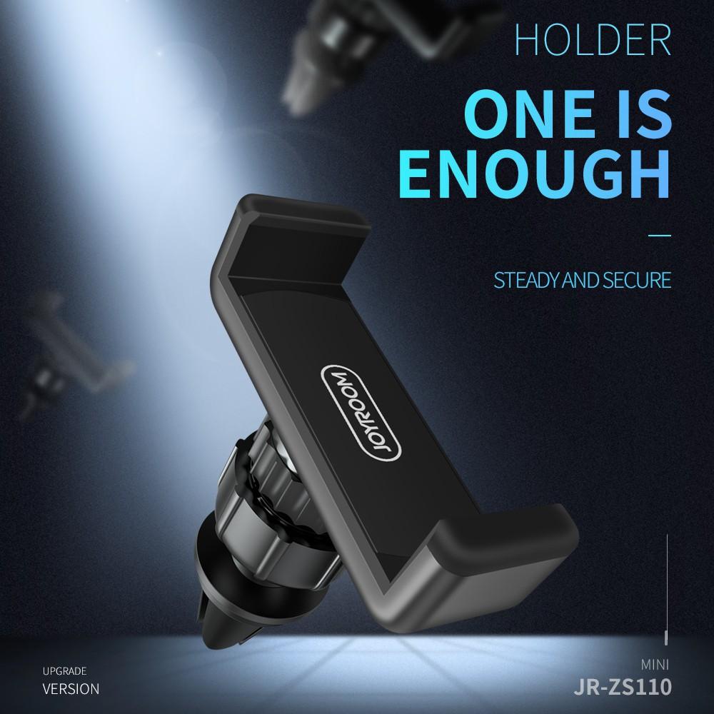 JOYROOM JR-ZS110 Mini Air Vent Car Mount Holder for iphone | Shopee Singapore