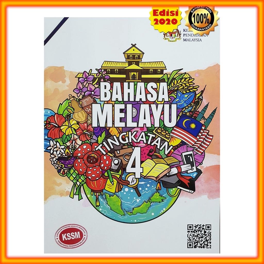 Buku Teks Bahasa Melayu Tingkatan 4 Kssm Shopee Singapore