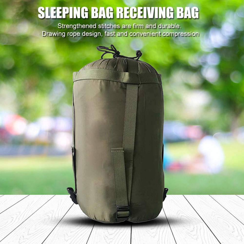 Waterproof Compression Stuff Sack Bag Camping Sleeping Bag Storage PackageWTUS