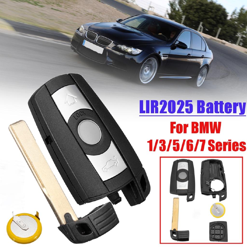 Repair Kit Remote Smart Key Fob Case Shell For BMW 1 3 5 6 7 Series E90 E92 E93