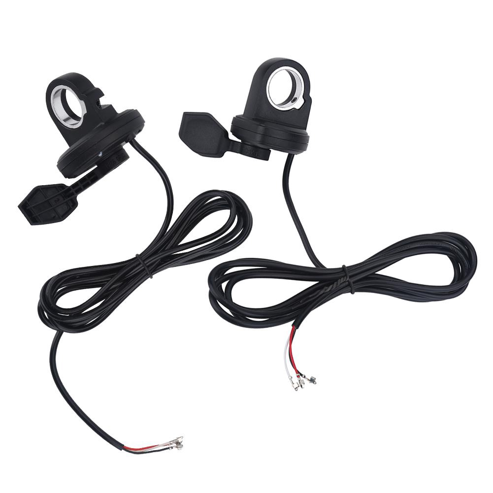 FIT For E-Bike Electric Scooter Universal Thumb Throttles Speed Control 3 Wire