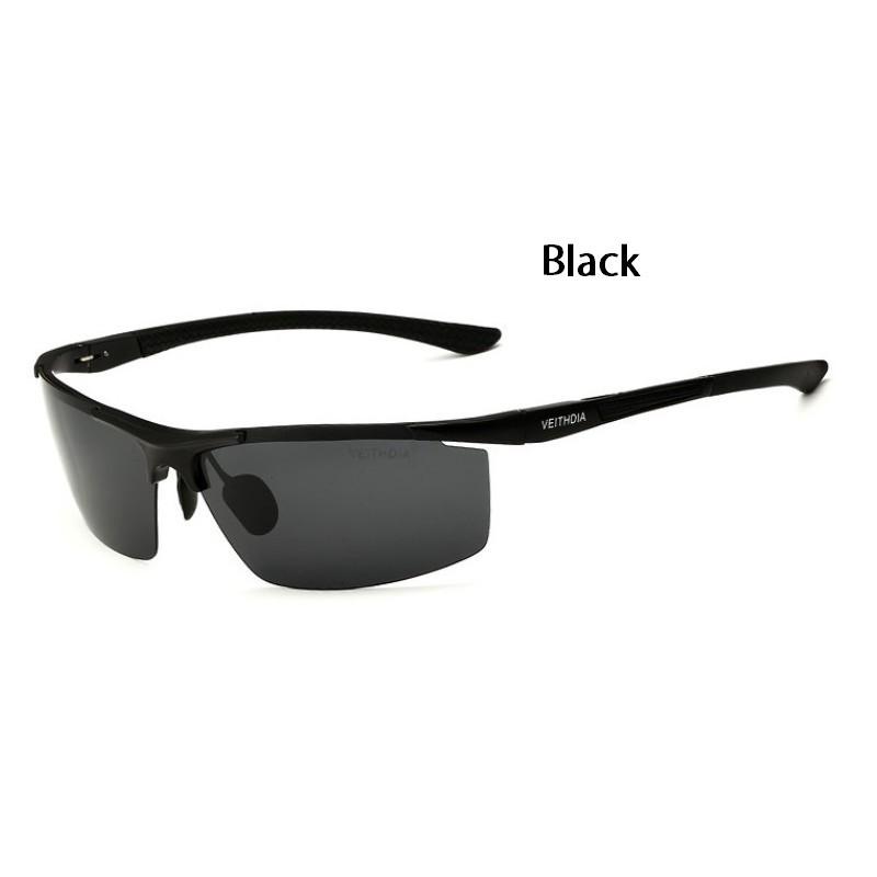 47710d32eb694 Original Veithdia Sunglasses - Men - Model 002