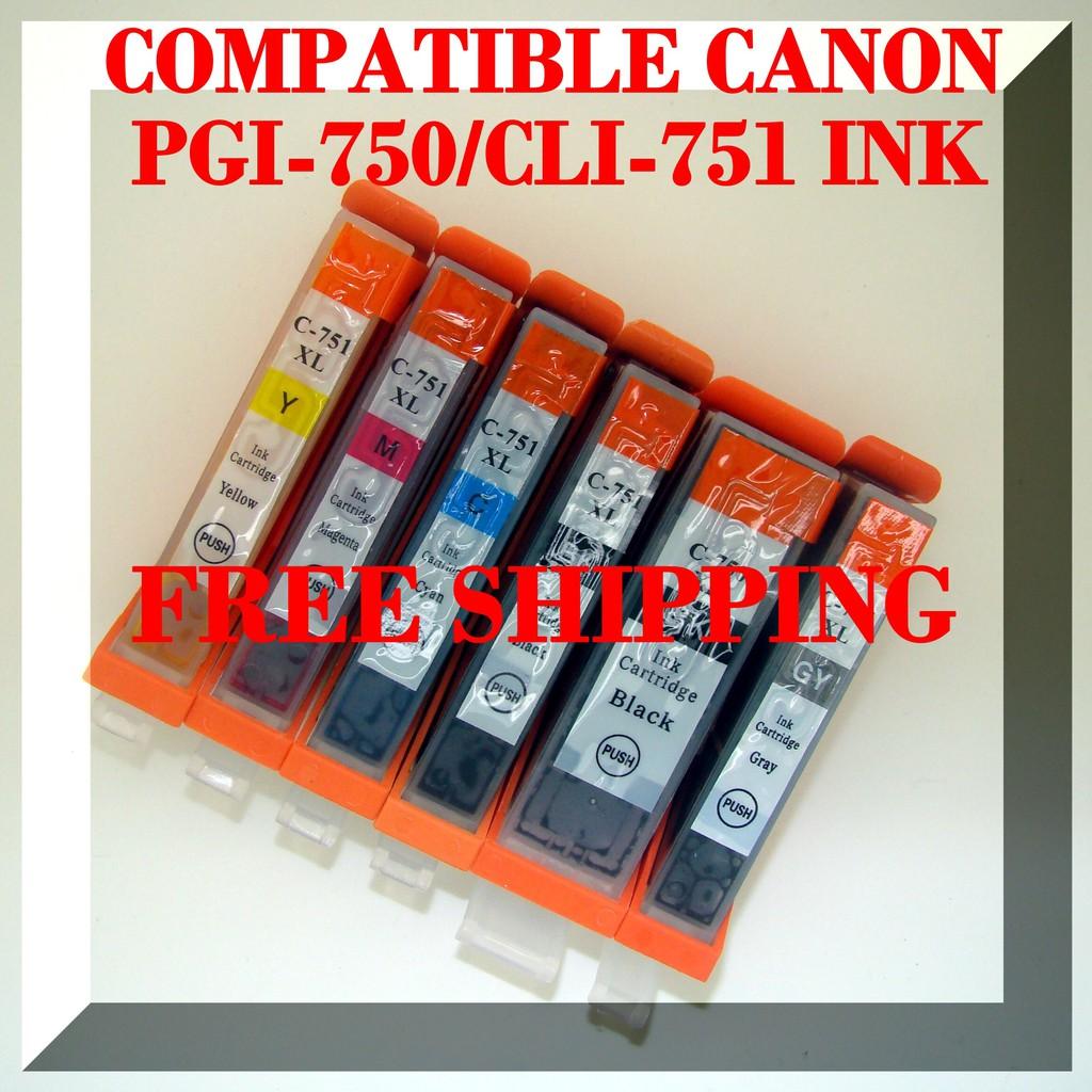 Ink Cartridges For Hp 63xl B C Envy 4520 Officejet 3830 4650 Canon Cartridge Cli 751 Yellow Xl Shopee Singapore