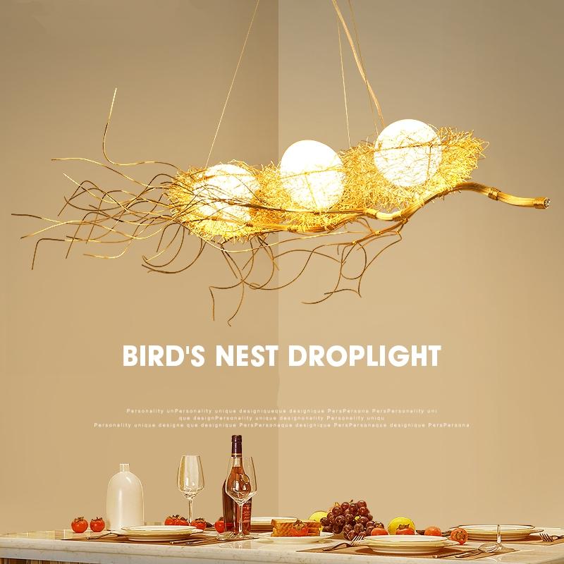 Modern Chandelier Lighting For Golden