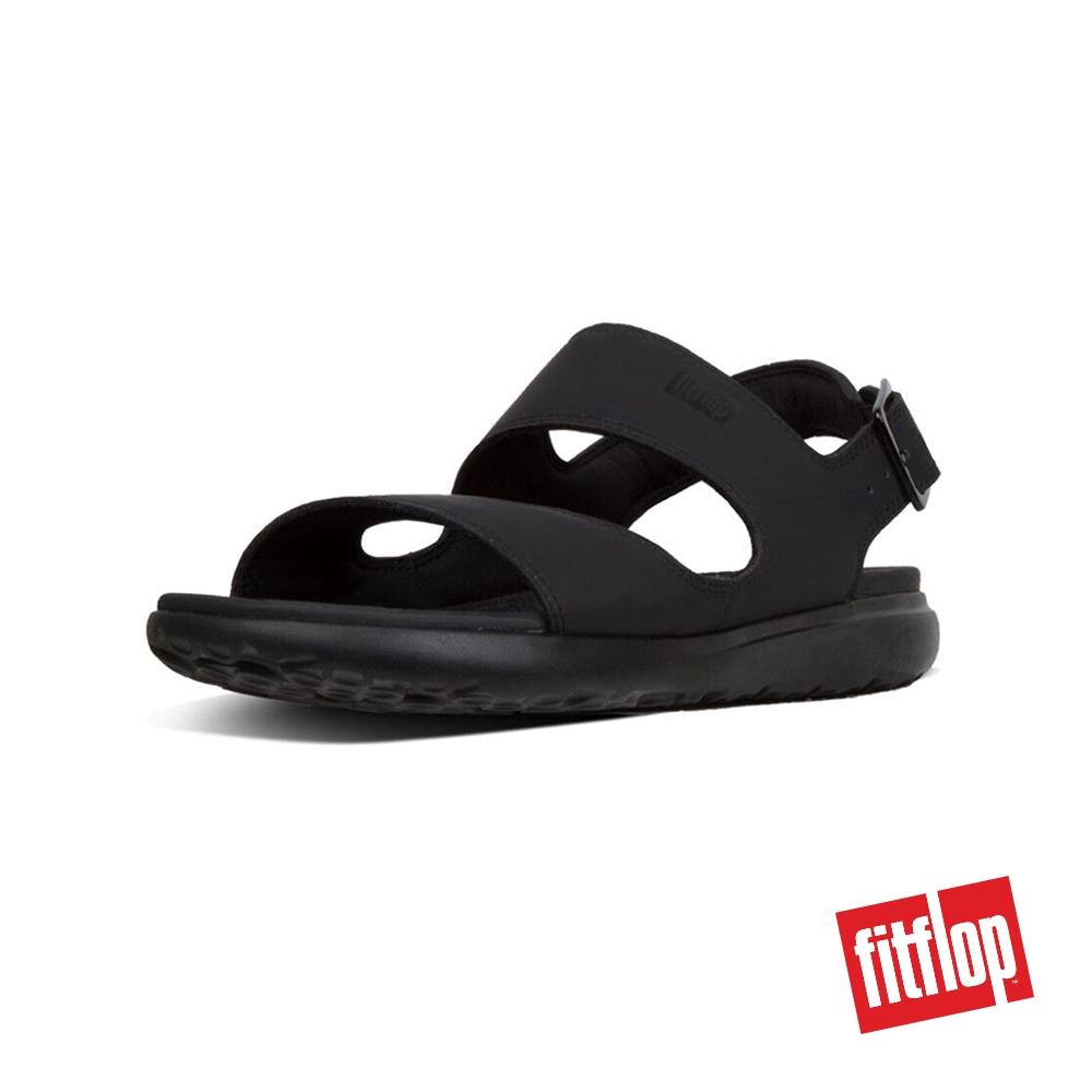 0bf284e447288 FitFlop™ Lido II Men Sandal Black