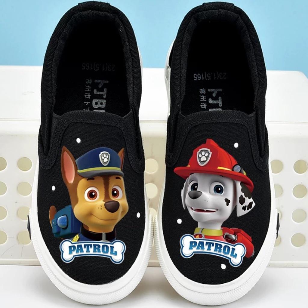 Paw Patrol Boys Kids Sneakers Skate//Street Low Trainers