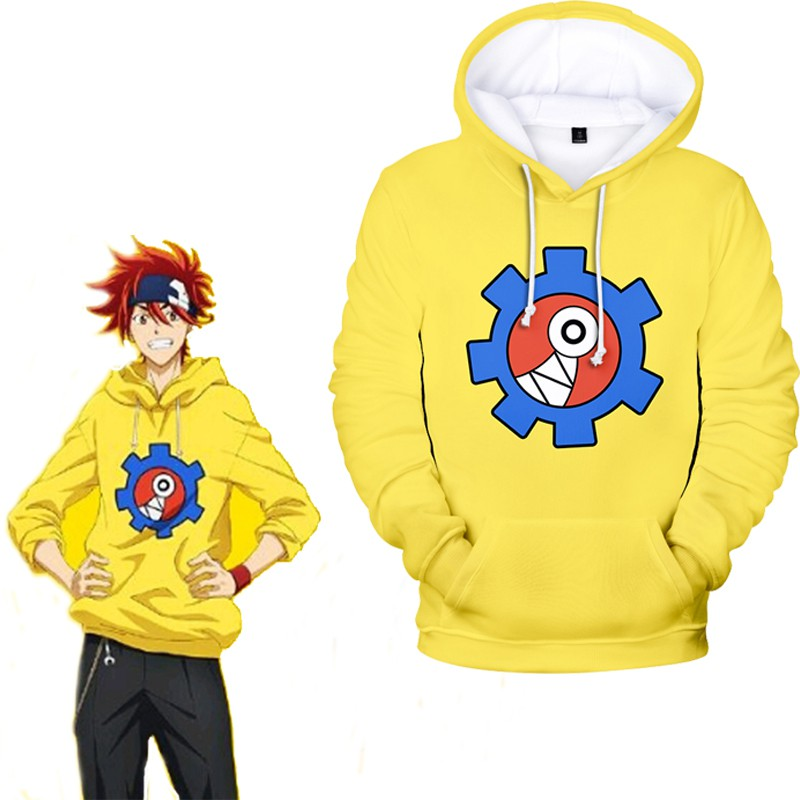 SK8 the Infinity Cosplay Hoodie 3D Printed Sweatshirt Casual Streetwear Pullover