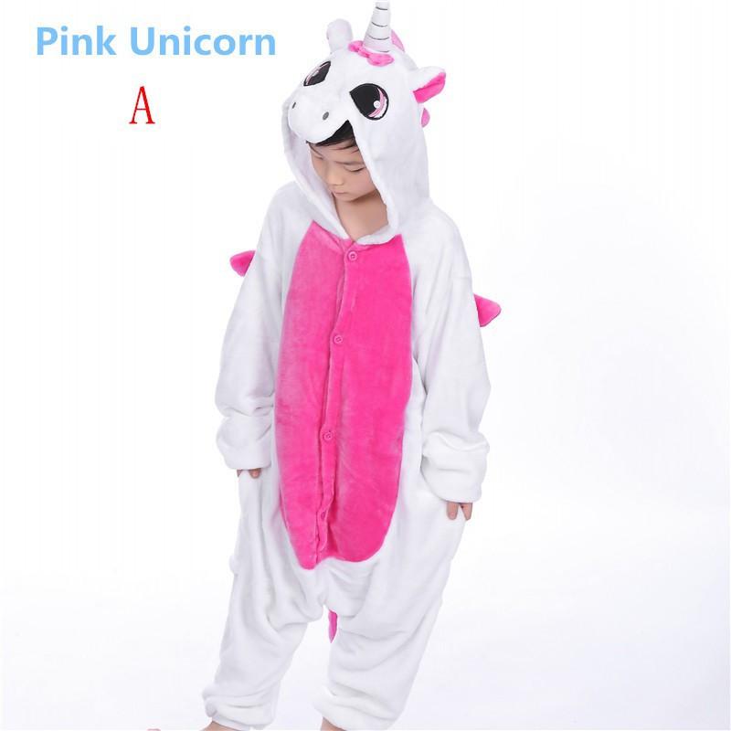 e9497c00b KOR113 Toddler Kids Pajamas PJs Sleepwear - Unicorn