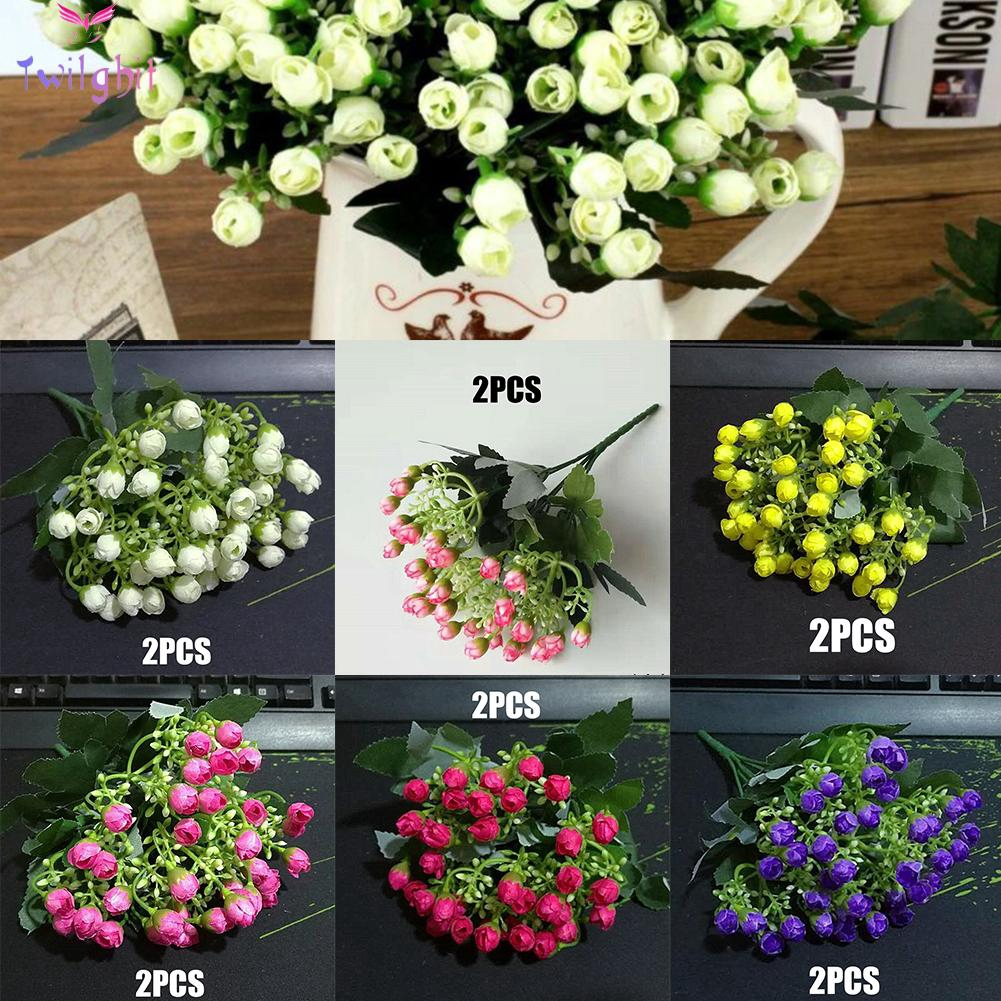 Artificial Rose Fake False Outdoor Plants Grass Artificial Garden Faux Silk Beige Red Rose Red Yellow 36 Heads Shopee Singapore