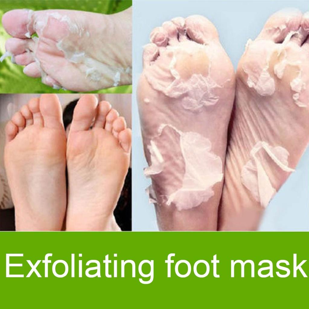 Baby Foot Peeling Mask Remove Dead Skin Cuticles Heel