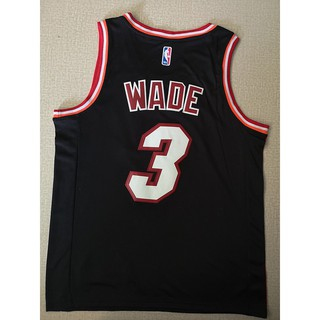 new concept f1189 cbabb Dwyane Wade #3 Vintage White Heat 100% Brand New Tag Heat ...