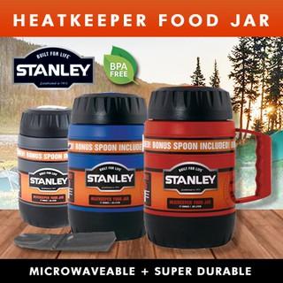 STANLEY HeatKeeper Food Jar - Microwaveable + Keep Food Hot
