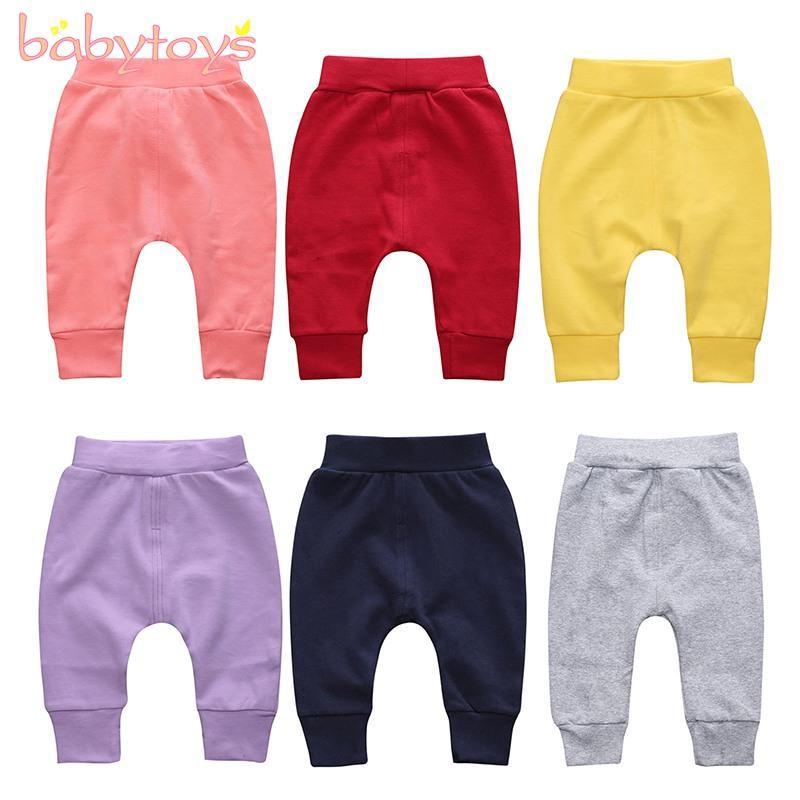 Heart-Shaped Paws Boys Sweatpants Elastic Waist Pants for 2T-6T