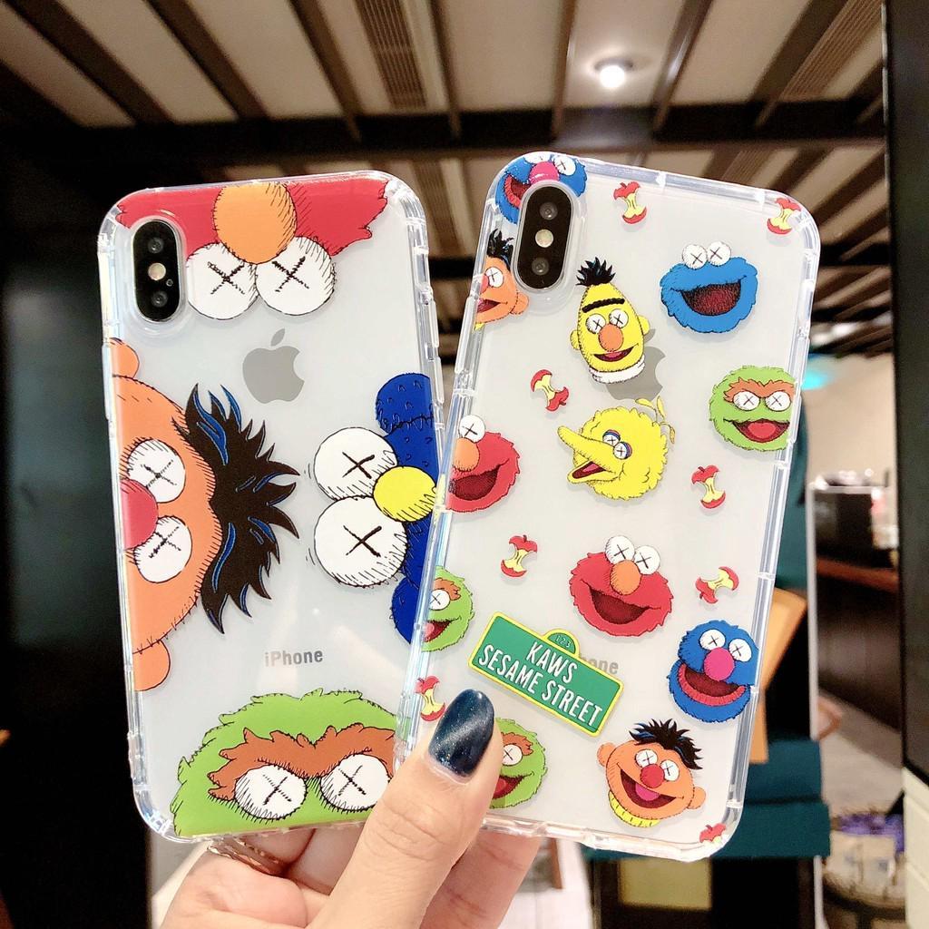 Breaking Bad Sesame Street iphone case