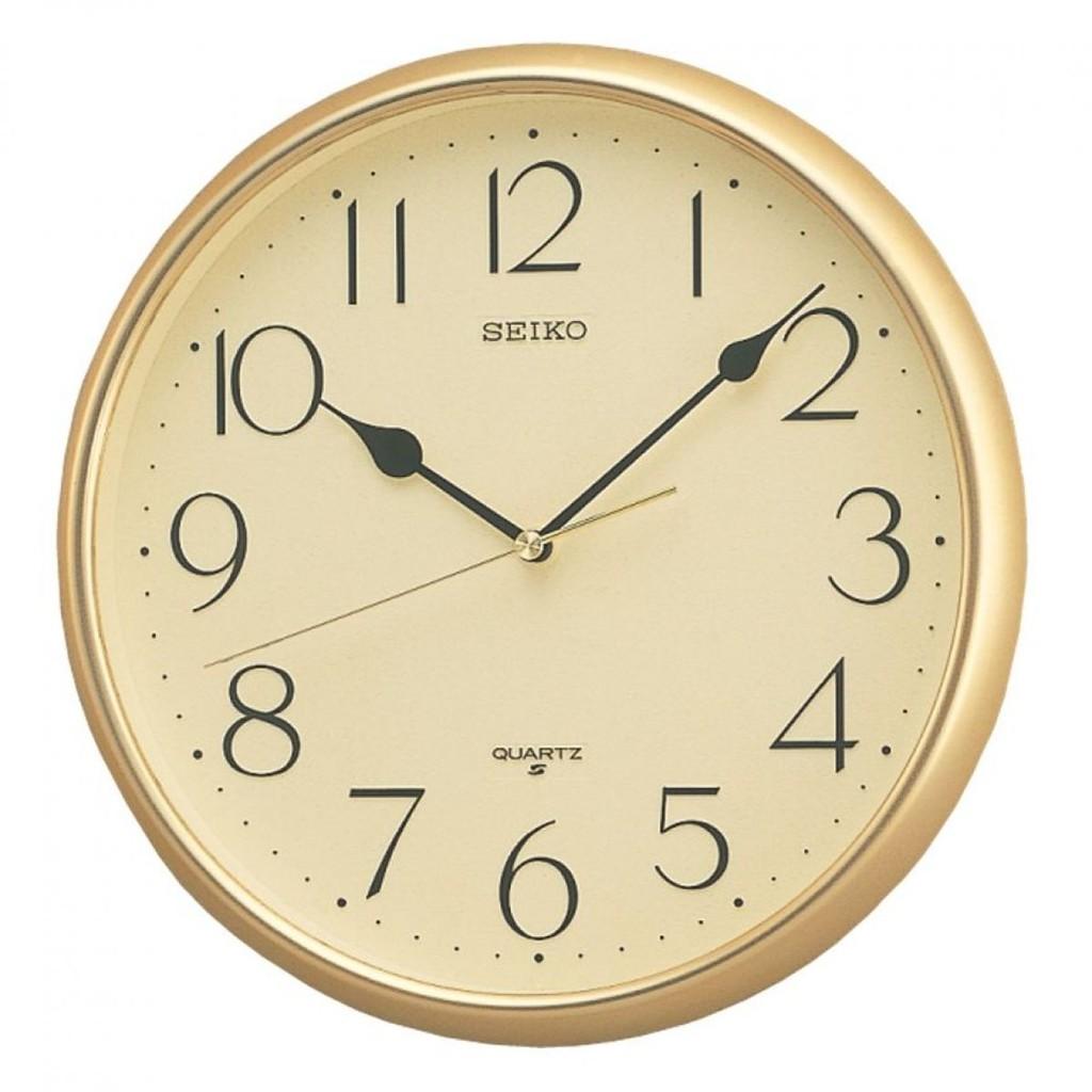 Seiko Qxa001g Wall Clock Shopee Singapore