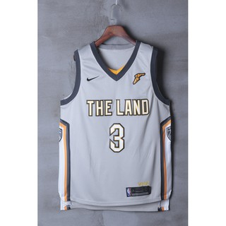 first rate acd55 48234 Cleveland Cavaliers #3 Thomas Swingman City Edition Jersey ...
