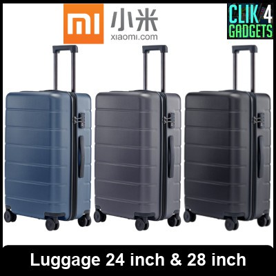 1fa2fb76d Crossing 24 Inch Hardcase Luggage Spinner (Champagne Gold) | Shopee  Singapore