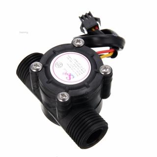 ✨baomy✨1/2'' Water Flow Sensor Control Effect Flowmeter
