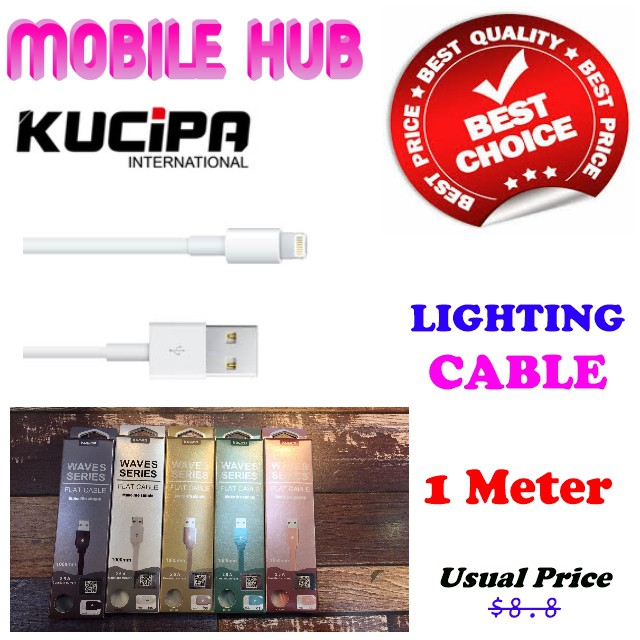 Lighting Cable 1 Meter