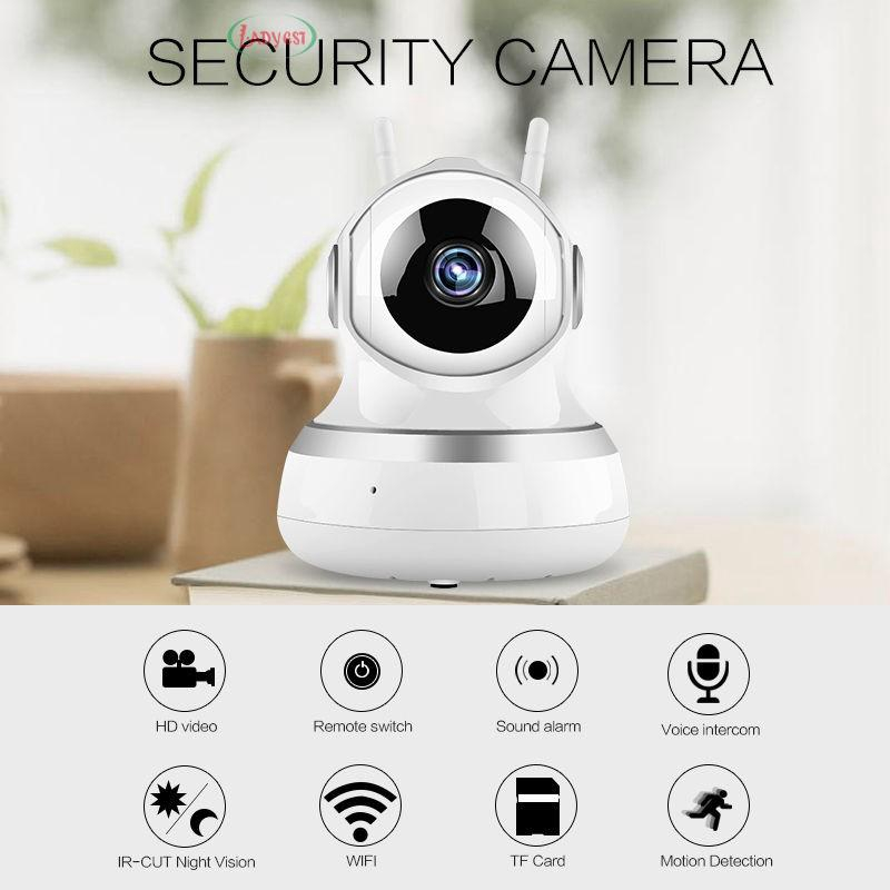 1080P Home Security HD IP Camera Wireless Smart WiFi Audio CCTV Night  Vision Cam