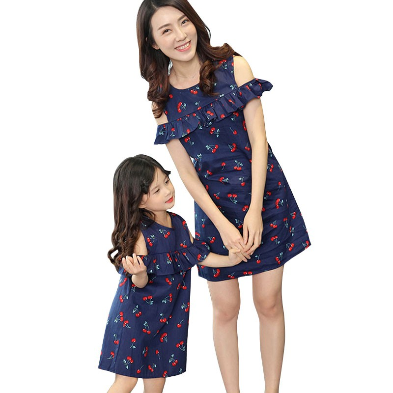 Matching Family Outfits Canis Family Mother And Daughter Jumpsuit Matching Clothes Women Girl Striped Black Casual Jumpsuits Playsuit Rompers Outfit