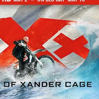 [Shop Malaysia] XXX: Return of Xander Cage BLU-RAY DVD