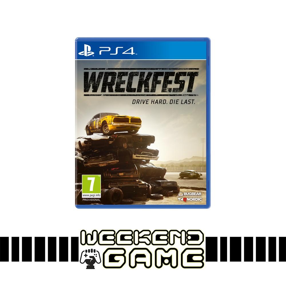 Wreckfest //PS4//