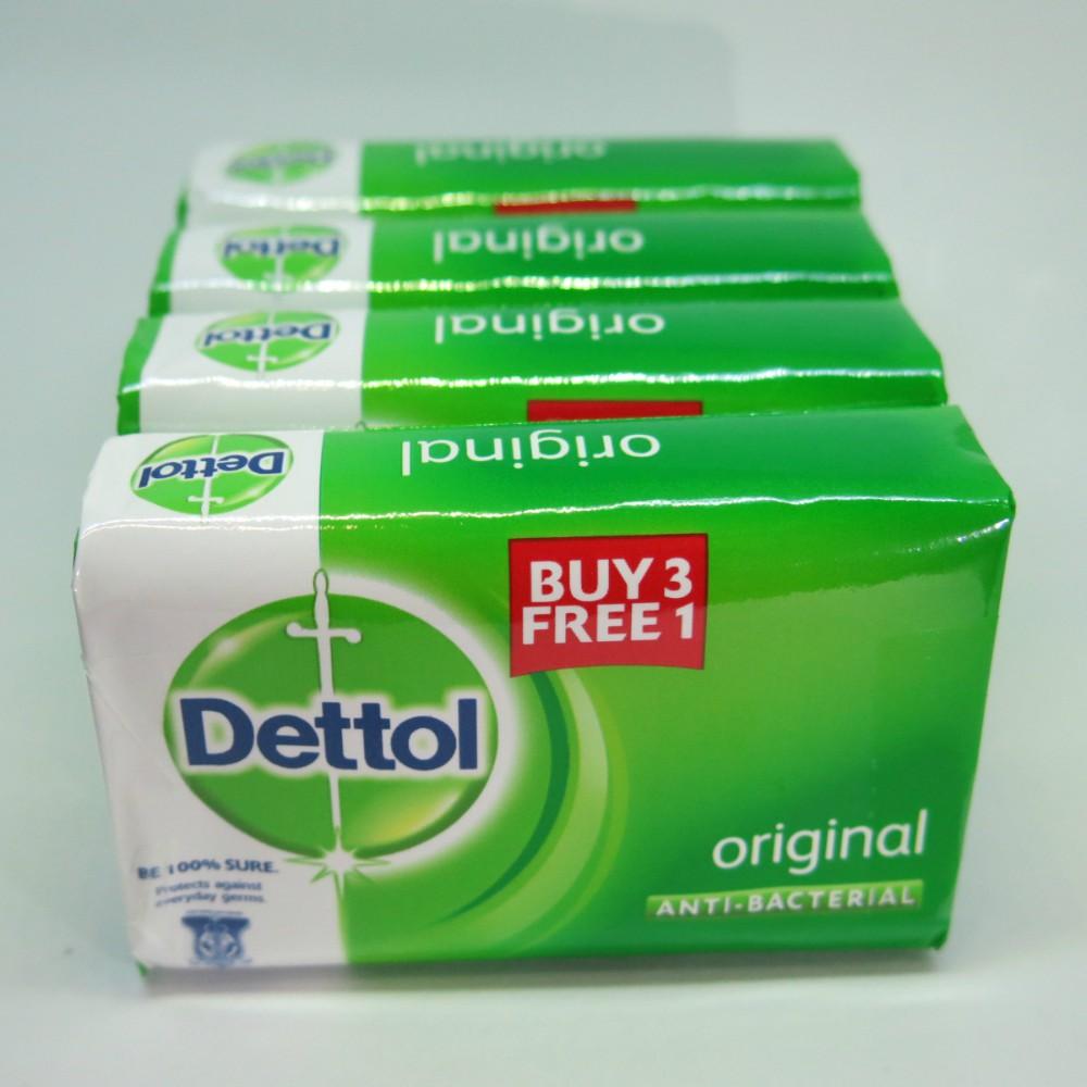 Set Of 4 Soaps Dettol Fresh Anti Bacterial Bar Soap 12 Hours Odour Gold 250ml X2pcs Body Wash Classic Clean Reffil Protection Shopee Singapore
