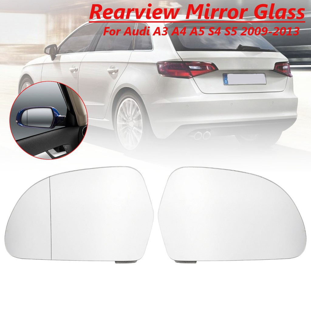 For Mazda Premacy 1998-2005 left hand passenger side wing door mirror glass Car Wing Vehicle Parts & Accessories