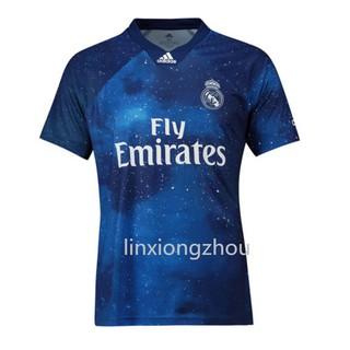 timeless design e45e4 6384b TH***Real Madrid Limited Edition Jersey Adidas(x)EA Sports FIFA19 Fourth  Digital