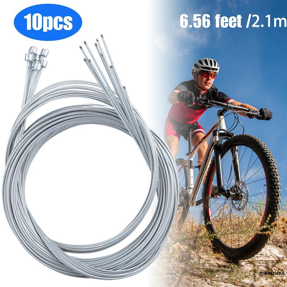 Details about  /Cycling Cable core tube Shifter Road Bike Brake Lines Cord Derailleur Convenient