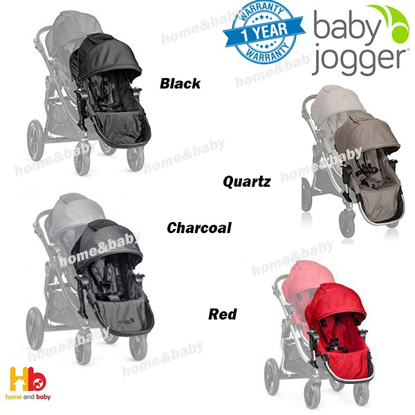 Baby Jogger Select 2nd Seat Shopee Singapore