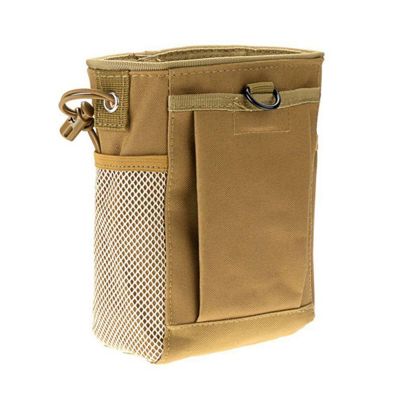 Hunting Molle Waist Bag Utility Tool Bag Magazine  Pouch Belt Pocket Vest Pack