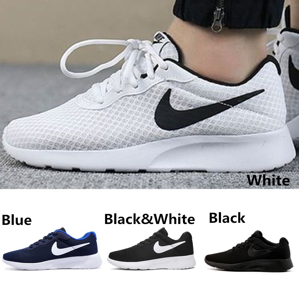 another chance f9179 5df23 (Ready Stock)Original N1ke Roshe Run Running Shoes Sneakers Men's And  Women's