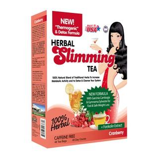 21st Century Herbal Slimming Tea With Garcinia Cambogia Gymnema