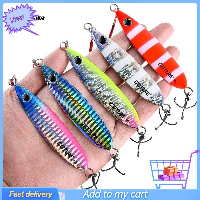 6.3cm 20g Artificial Erythroculter Shiny Fish Bait Fishing Lure Tackle with Hook