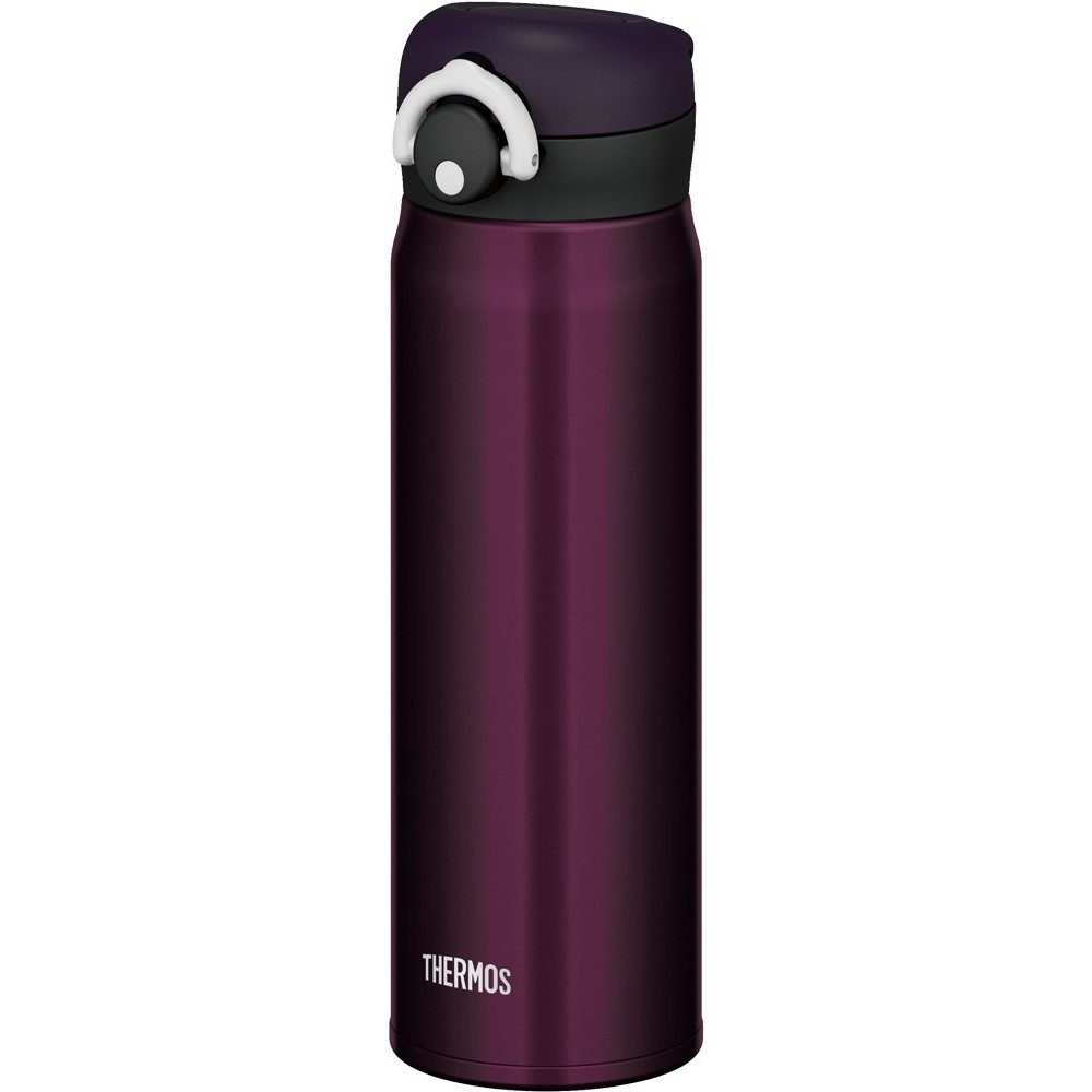 Thermos Water bottle vacuum insulation sports bottle  One touch open type  0.8L