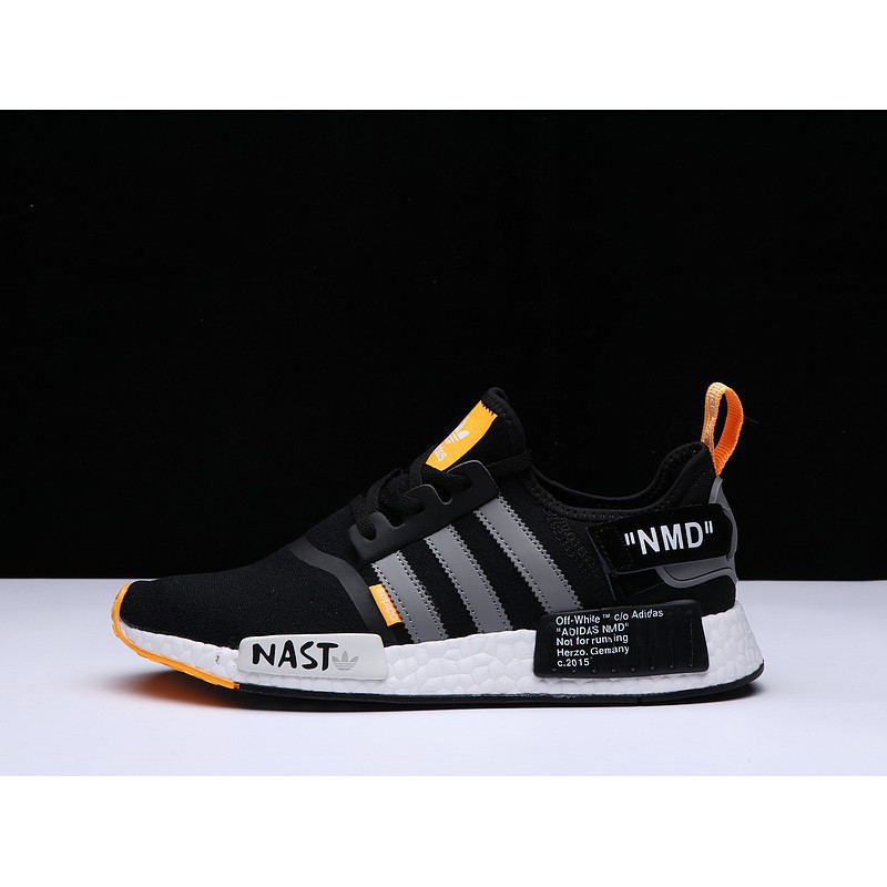 310fd10188051 Adidas Yeezy Boost 350V2 x OFF-WHITE joint running shoes sneakers ...