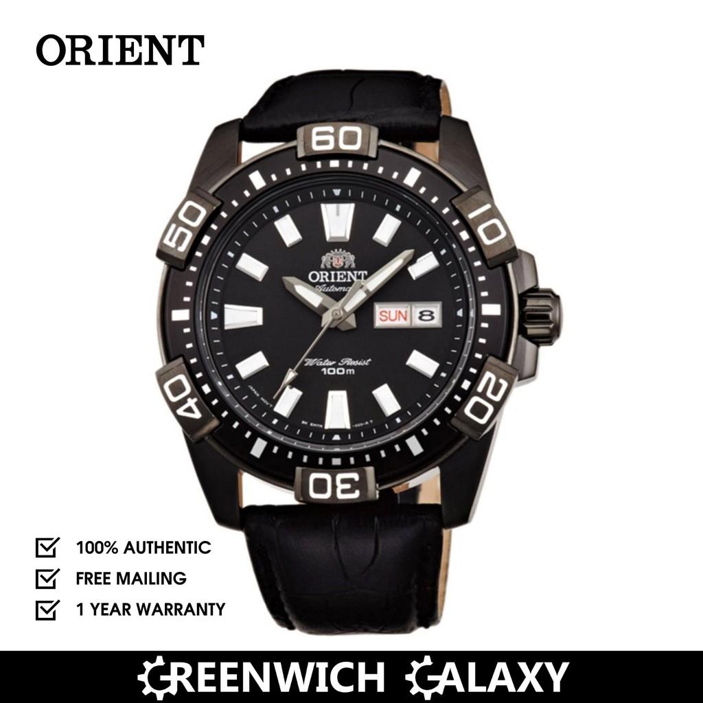 Orient Sports Automatic Watch (EM7R004B)