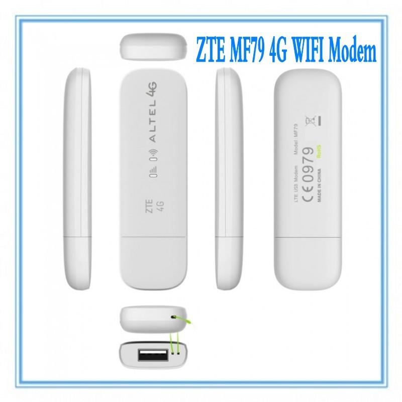 unlocked ZTE MF79 MF79S 4G LTE USB WiFi Stick dongle 150Mbps 4G mobile  hotspot