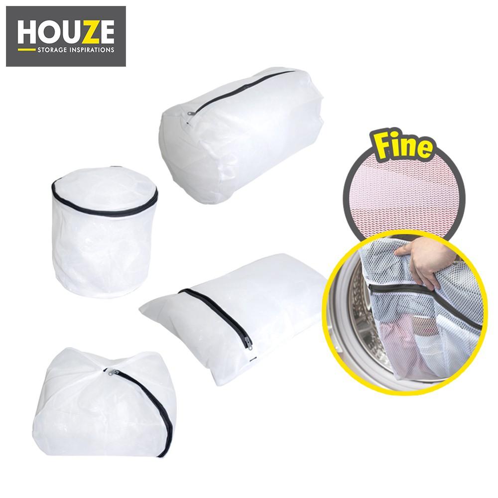 d87fca6bc844 HOUZE - Mesh Laundry Bag ( Fine Series )